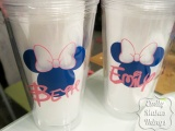 DIY Custom Disney Tumblers